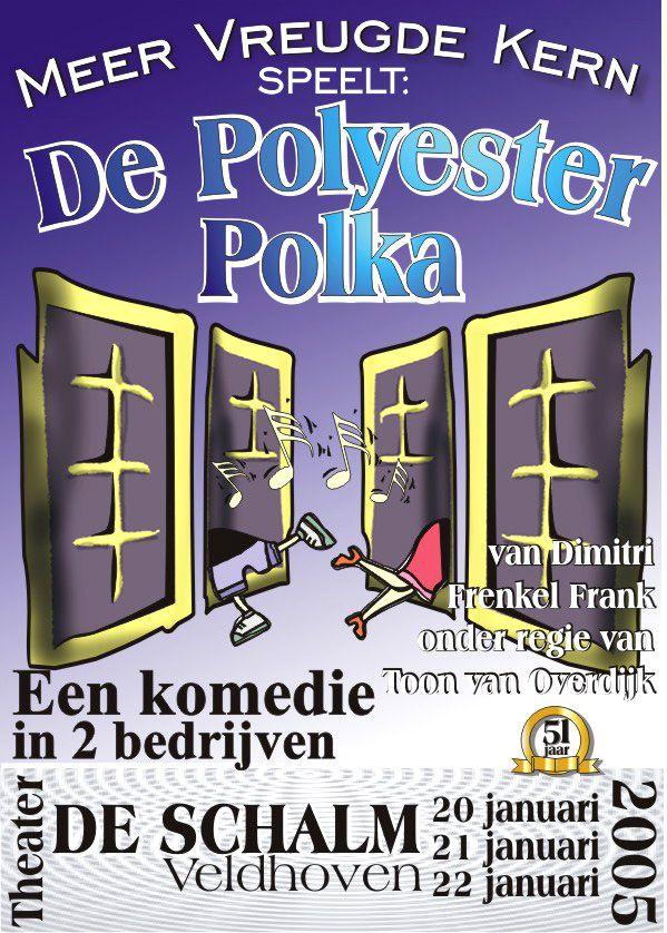 De Polyester Polka