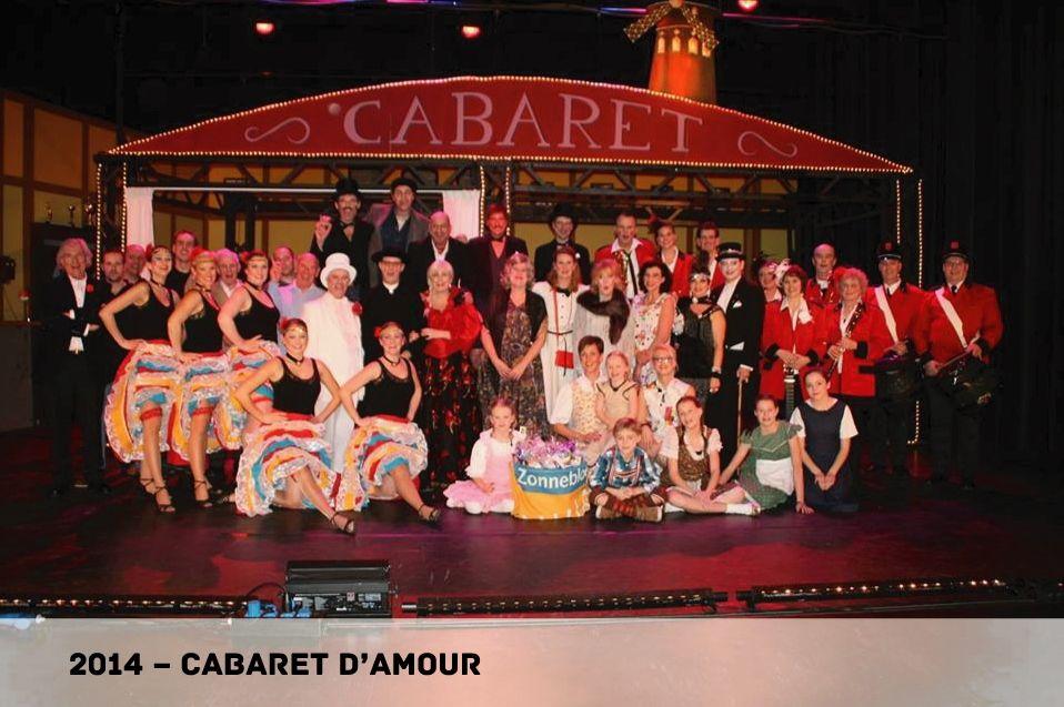 Cabaret d'Amour Home