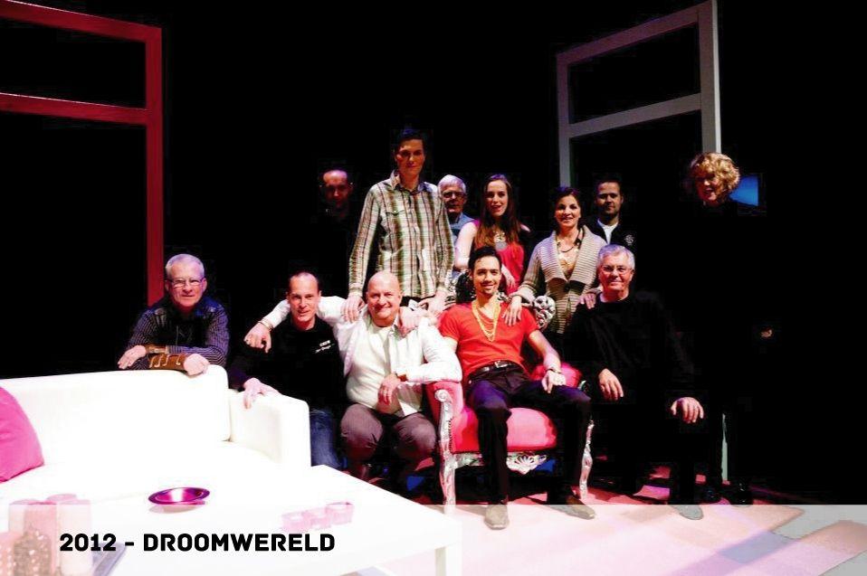 Droomwereld Home