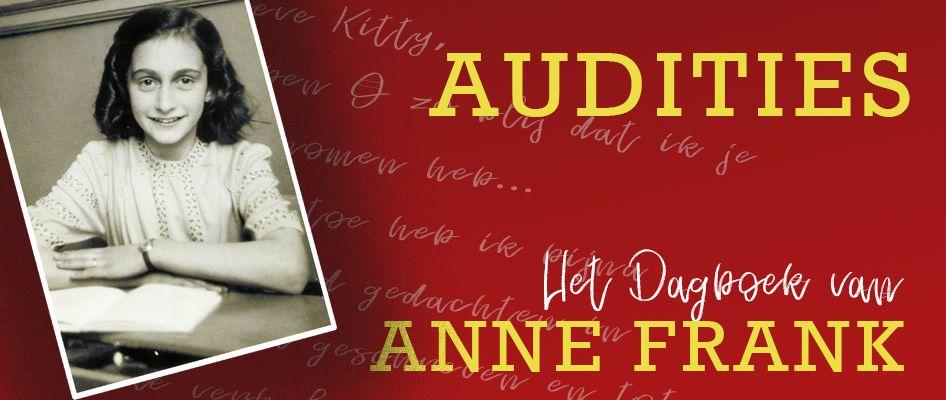 Anne Frank Auditie Meer Vreugde Kern