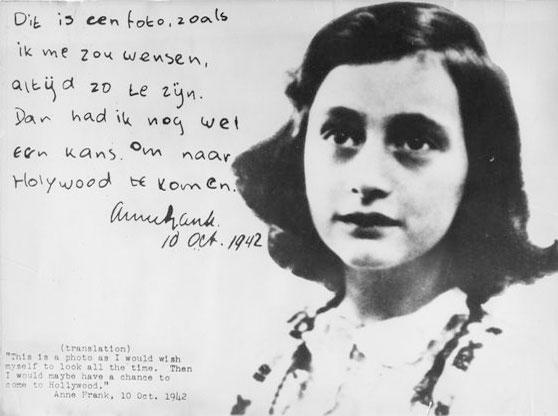 Audities Anne Frank   Maart 2019