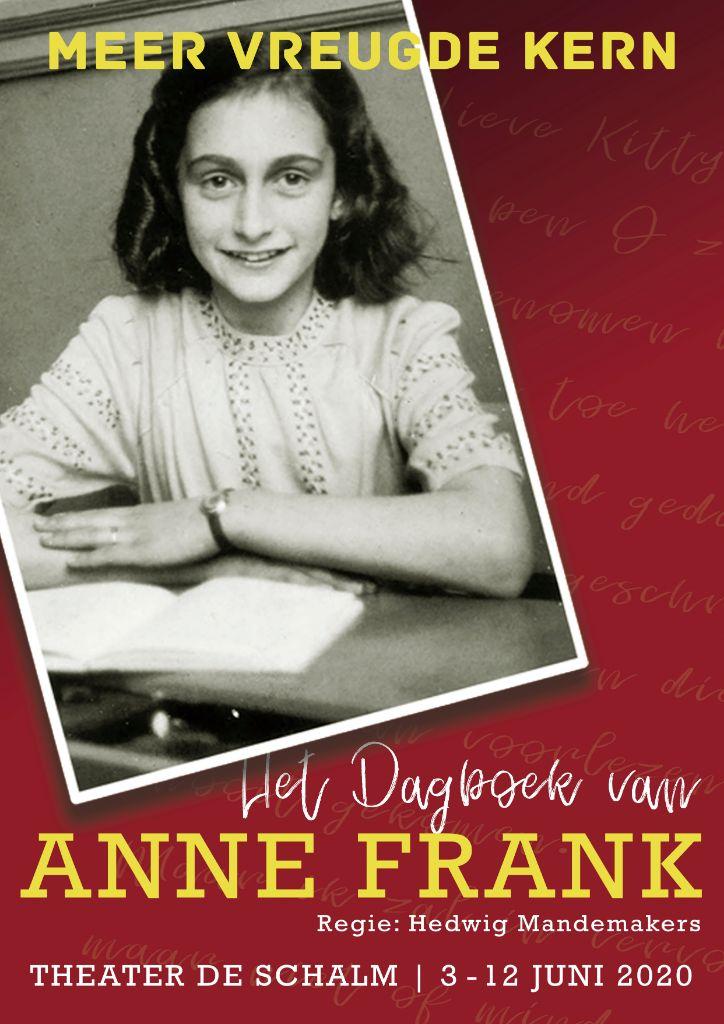 Het Dagboek van Anne Frank Meer Vreugde Kern