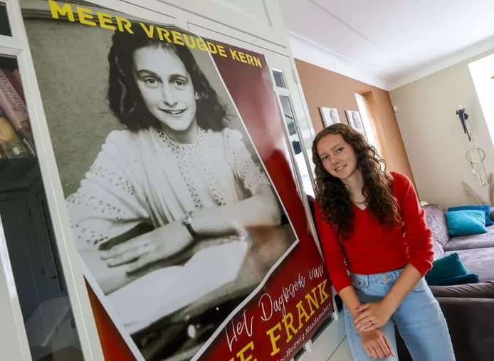 Anne Frank komt terug in April 2022
